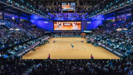 Ticket pre-sales for the 2019 Porsche Tennis Grand Prix