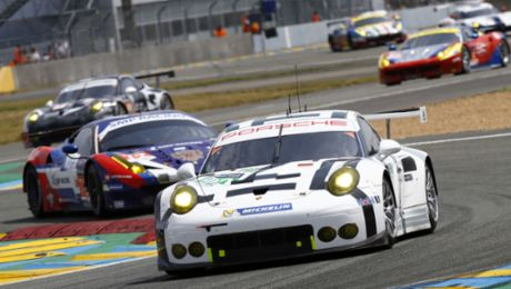 Porsche-Team Manthey will Heimvorteil nutzen