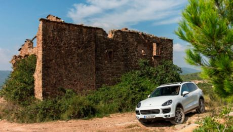 Porsche stellt drittes Hybridmodell vor