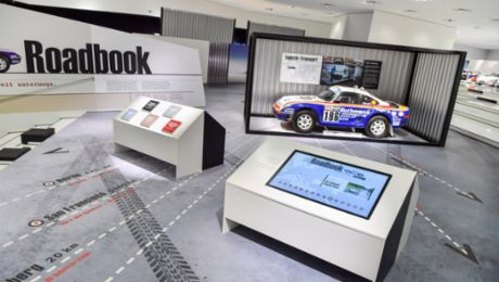 New special exhibition at the Porsche Museum