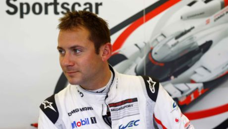 Porsche E-Performance: On track with Nick Tandy