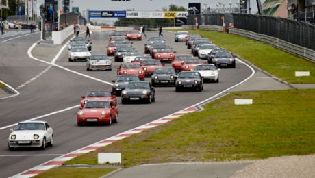 Porsche Classic celebrates 40 years of transaxle models