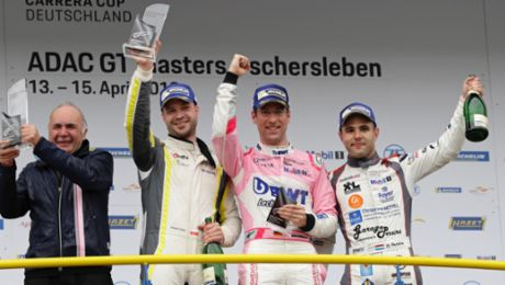 Michael Ammermüller scores double victory