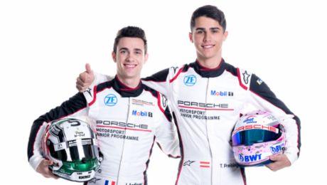 Motorsport: Porsche Juniors have chosen their teams