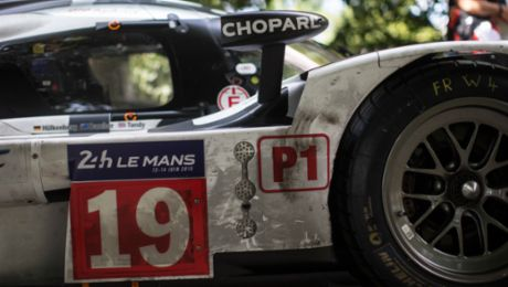 Le Mans in Goodwood