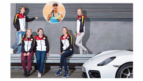 Tennis: Changes in the two Porsche Teams