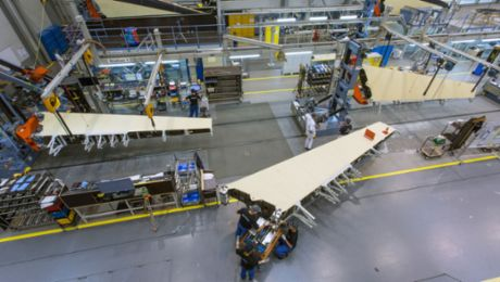 Das richtungsweisende Airbus-Werk