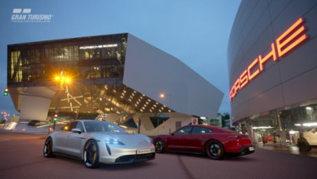 Porsche and Polyphony Digital Inc. extend strategic partnership