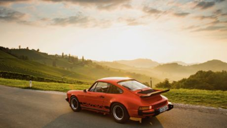 The Porsche Gourmet Experience in Styria