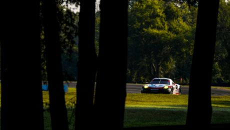 Porsche GT Team score seventh and eighth in Virginia