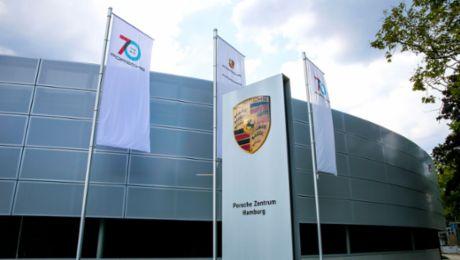 Porsche Zentrum Hamburg unter neuer Leitung
