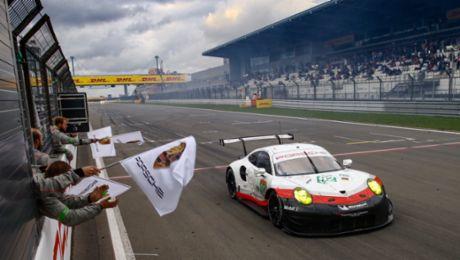 World championship: Good chances for Porsche GT Team