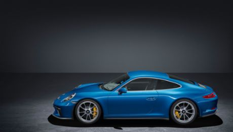 IAA: 911 GT3 with Touring Package celebrates its world premiere