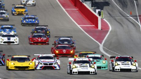 Porsche defends championship lead