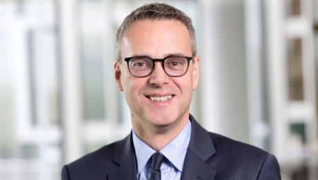 Porsche Financial Services: Holger Peters becomes CEO