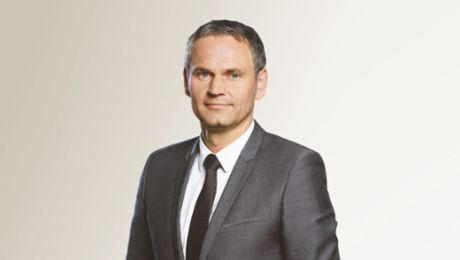 Oliver Blume is new CEO