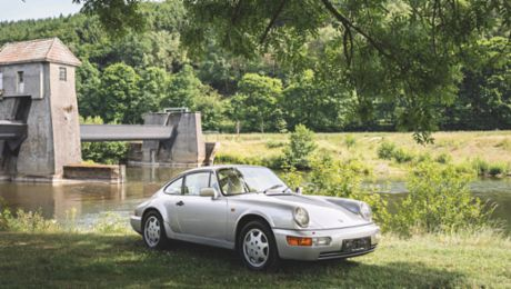 Louise Piëch's last Porsche: 911 Carrera 4