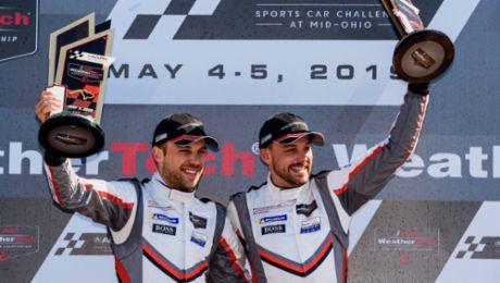 IMSA: Porsche extends series lead with win and podium place