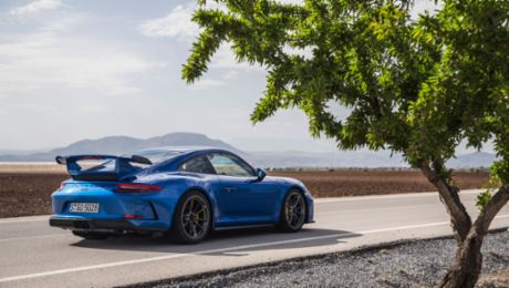 GT3 in Andalusia
