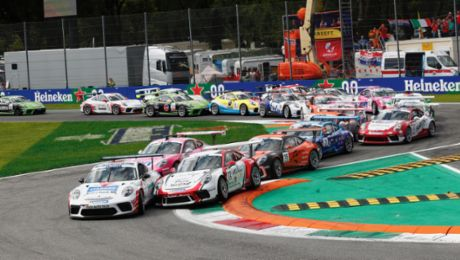 PMSC: Thrilling finale: Four drivers vie for championship title in Mexico