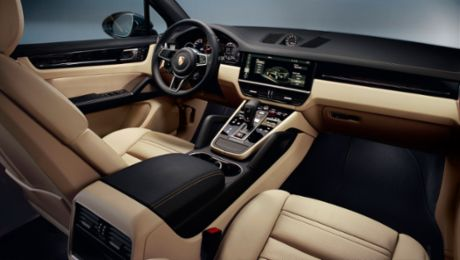 Porsche Advanced Cockpit und neues PCM