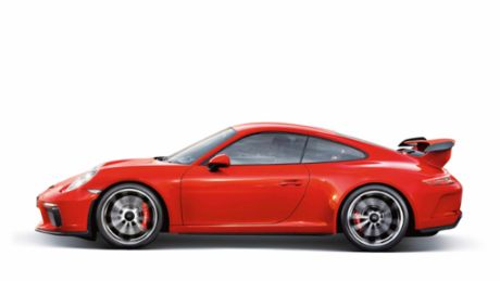 No compromises for the new Porsche 911 GT3