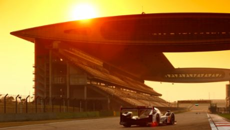 WEC: Porsche sets fastest lap of the day