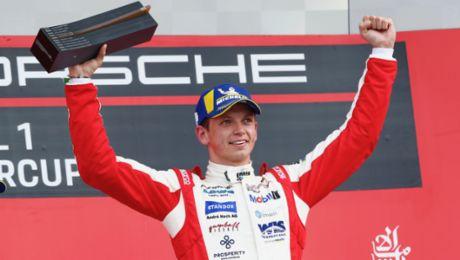 Hockenheimring: Nick Yelloly fährt zum zweiten Saisonsieg
