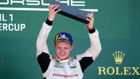 Erster Supercup-Sieg für Florian Latorre in Silverstone