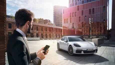Digitaloffensive bei Porsche