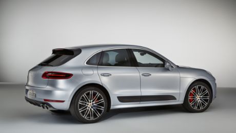 Macan Turbo mit Performance Paket