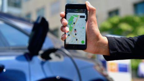 Porsche launches digital charging service