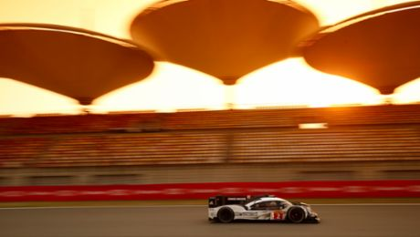 Porsche to fight for the drivers' title