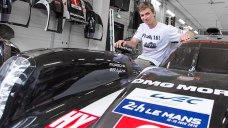 From university to the LMP1 workshop