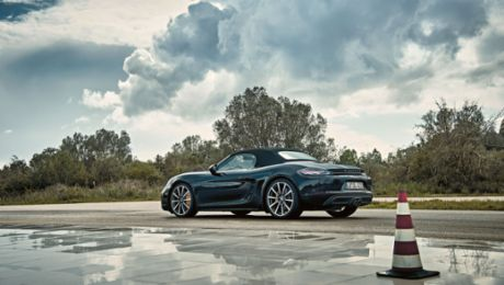 718 Boxster: 100% Testing