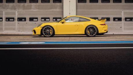 7:12,7 Minuten: 911 GT3 mit neuer Bestzeit