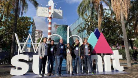 Porsche goes Web Summit 2018