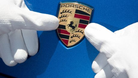 Special bonus for Porsche employees