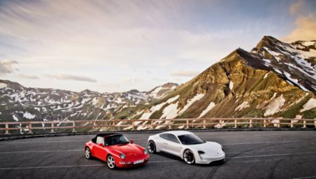Porsche Drive Grossglockner: Happiness at 2504 m
