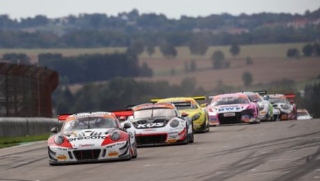 Precote Herberth Motorsport is the new points leader