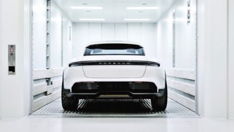 E-Design: The design of future Porsche e-models