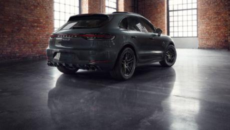 Porsche Exclusive Manufaktur veredelt Macan