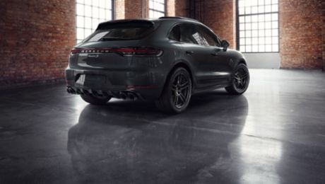 Porsche Exclusive Manufaktur refines Macan