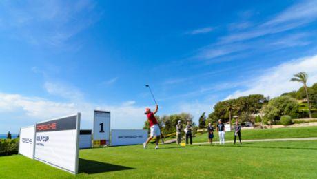 Porsche Golf Cup in Majorca