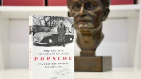 The history of the Porsche engineering office