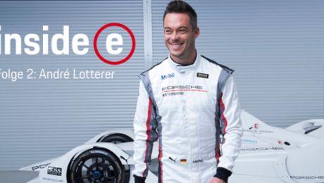 """Die Rückkehr zu Porsche: André Lotterer im """"Inside E"""" Podcast"""