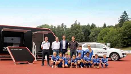 Jugendförderung: Premiere für Coaching-Mobil