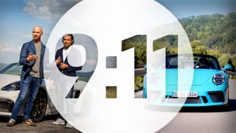 9:11 Magazin, Episode 13: Porsche-DNA