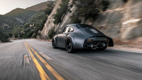 High speed homage: The 356 RSR by Emory Motorsports