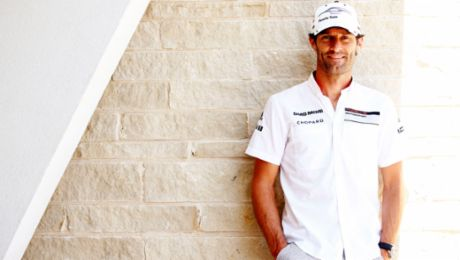 Mark Webber calls time on his racing career